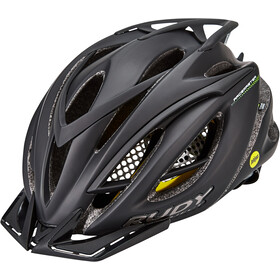 Rudy Project Racemaster MIPS Helmet black stealth (matte)